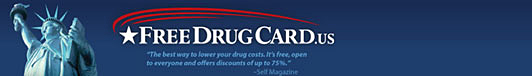 Free drug discount card